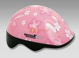 Шлем для роллеров MaxCity Baby Flower
