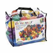 Пластиковые шары 8 см, intex 49600 100 шт для игровых центров