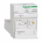 Панели оператора Schneider Electric Блок УПР усов 4,5-18A 24VDC CL10 3P, Schneider Electric, LUCB18BL