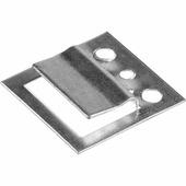 Крепеж для вагонки кляймер ЗУБР 1 мм, 100 шт. 3075-01