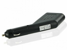 Автомобильное зарядное устройство Whitenergy для ноутбуков HP Compaq 12V - 18.5V 4.9A (05508)