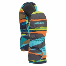 Варежки Burton Youth Toddler Mini, summit stripe (4T, summit stripe, 2019-2020)