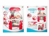 Сюжетно-ролевые игрушки Abtoys Помогаю Маме Кухня, с аксессуарами, PT-01015, мультиколор