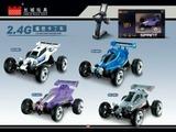 Радиоуправляемая баги Great Wall Toys 2209 масштаб 1:43 2.4GHz LCD