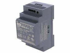 HDR-60-5, Блок питания импульсный, 32,5Вт, 5В DC,