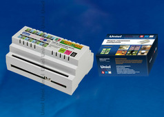 Модуль управления освещением USB порт, 8 входов/ 8 выходов UCH-M111UX/0808