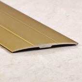 Алюминиевый порог ПО-38 одноуровневый 270 см