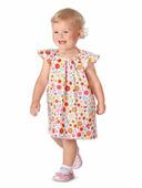 Электронная выкройка Burda - Платье расклешенного силуэта 9435