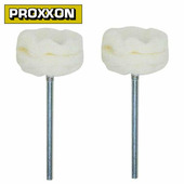 Полировальная насадка, флис 22 мм (2 шт) Proxxon (28299)