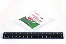 Салфетка влажная в индивидуальной упаковке Wet One Зелёное яблоко.56476/90