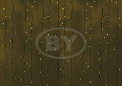 Светодиодная занавес Neon-night 2*9 м желтый