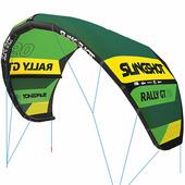 Надувной кайт гибридного С-типа Slingshot Rally Gt V1