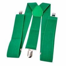 Подтяжки зелёные