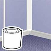 Пластиковая лента для уплотнения стыка со стеной - и - длина 5 м. Цвет Белый. Legrand DLPlus (Легранд ДЛПюс). 030418