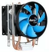Вентилятор Aerocool Verkho 2 Dual (Soc2066/2011/1156/1155/1151/1150/775/AM4/AM3+/AM3/AM2+/AM2/FM2/FM1, 800-2300rpm, 21.9-59.6CFM, 15-27dB, 4pin, 120W)