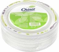 "Набор одноразовых тарелок Huhtamaki ""Chinet"", диаметр 17 см, 50 шт"