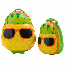 Чемодан и рюкзак Heys 13030-3198-00 Travel Tots Tots Pineapple *3198 Pineapple