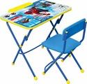 Комплект детской мебели Человек-паук (арт. Д3Ч)