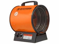 Нагреватель воздуха электрический Ecoterm EHR-06/3C