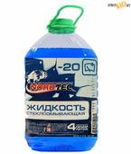 Стеклоомыватель зимний NORDTEC -20, (РБ), 4л, шт.