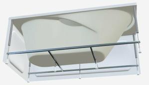 Каркас для ванны 1Marka Medea 150 x 70 150 / 70 см