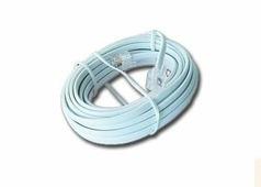 Телефонный кабель Gembird TC6P4C-3M 3m