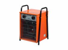 Нагреватель воздуха электрический Ecoterm EHC-05/3B, кубик, 2 ручки, 5 кВт., 380В