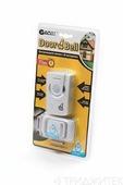Беспроводной звонок GARIN DoorBell Rio-220V c ночником и с влагозащитной кнопкой