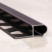 Профиль для облицовки ступеней, алюминий 250 см