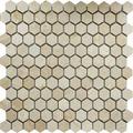Мозаика Muare Мозаика QS-Hex008-25P/10