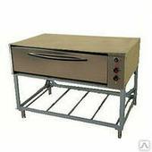Шкаф жарочно-пекарский Тулаторгтехника ЭШП-1с(у) нержавеющая сталь