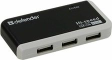 USB-хаб Defender Quadro Infix (83504)