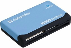 Card Reader Defender Ultra Blue-Black