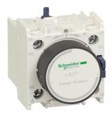 Доп.контактные блоки с выдержкой времени на включен.для контакторов LC Schneider Electric, LADT2