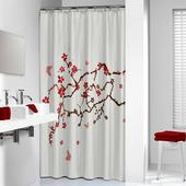 Штора для ванной комнаты 180х200 SEALSKIN TXT Blossom (233451359)