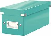 Leitz Короб архивный для CD Click-n-Store цвет бирюзовый