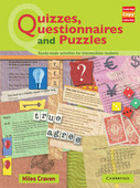 "Miles Craven ""Quizzes, Questionnaires and Puzzles Book"""