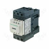 Контакторы модульные Schneider Electric Контактор 3-х полюсный 65А 110В 50/60Гц, (пружинный зажим) Schneider Electric, LC1D65AF7