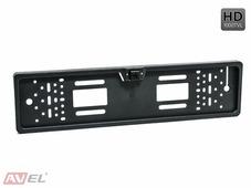 Камера заднего вида AVEL AVS309CPR (HD) - Камера заднего вида в рамке номерного знака
