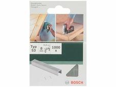 Скоба Bosch 2609255820, тип 53, 8мм, (1000шт./уп.)
