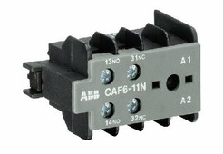 CAF6-20-E Контакт фронтальный 2НО для B(C)6-, B(C)7-40-00, VB(C)...(A) ABB, GJL1201330R0006