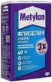 """Клей для рельефных флизелиновых обоев Metylan """"Флизелин Премиум"""", 500 г"""