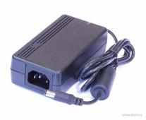 Адаптеры питания Seasonic Блок питания 12В 5А 60Вт (AC-DC Power Adapter, 12V@5A 60W 12 вольт 5 ампер) SSA-0601HE-12V