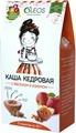 Oleos каша быстрого приготовления кедровая с яблоком и изюмом, 5 пакетов по 40 г