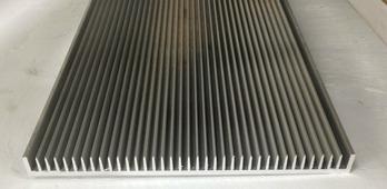 Радиаторный алюминиевый профиль 300х25мм
