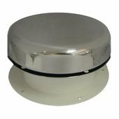 Дефлектор регулируемый Onmar M7-34 9504884 115 мм с резиновой прокладкой и москитной сеткой