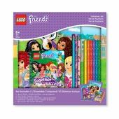 LEGO Канцелярский набор для рисования 51607 Friends 13шт