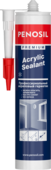 Акриловый герметик PENOSIL Premium Acrylic Sealant, 310мл