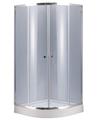 Душевой уголок Niagara NG-108021-14 80x80 тонированное стекло