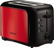 Тостер Tefal Inox Red TT356E30
